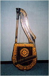 Dital Harp by Edward Light